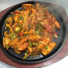 Chicken Steek On tawa